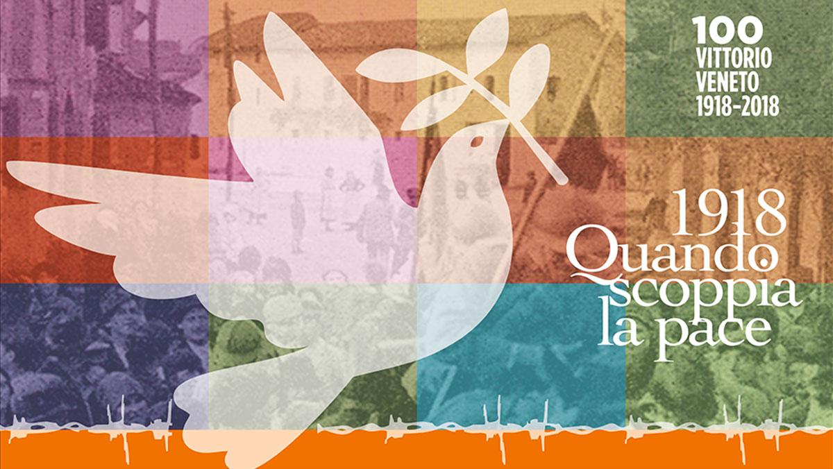 """I primi 2 eventi del progetto """"1918, Quando scoppia la Pace"""""""